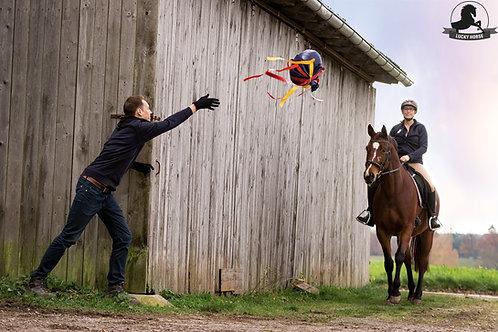 Lucky Horse Flatterball