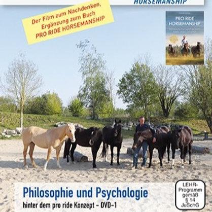DVD  Philosophie und Psychologie hinter dem pro ride Konzept