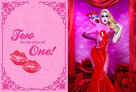 bcalla fw16 pearl drag queen pearliaison