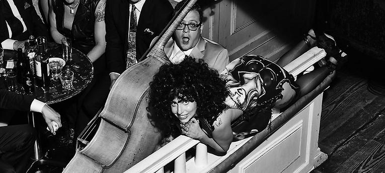 Lady Gaga_Cheek to Cheek_Photo by Steven