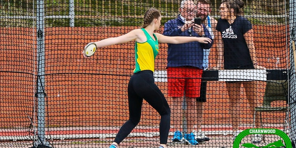 Charnwood AC Open, 16th June 2021