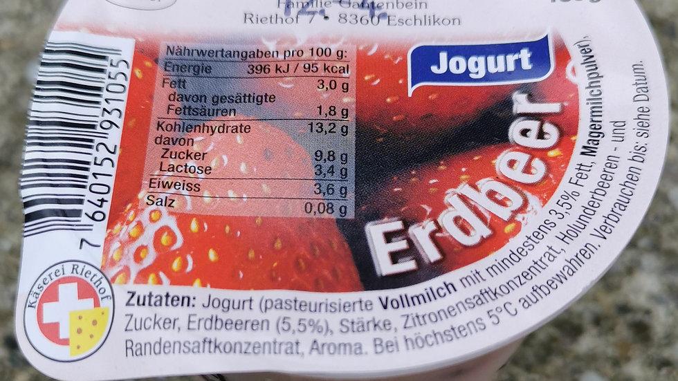 Frucht Joghurts (180g/Di-Sa)