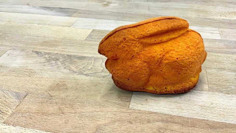 Biskuit-Hase ca. 180g