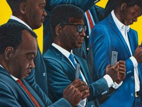 ArtAfrica   |   African artists exploit portraiture genre