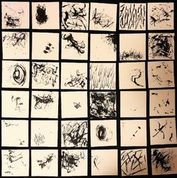 36 Prints from Grandmas Japanese Maple