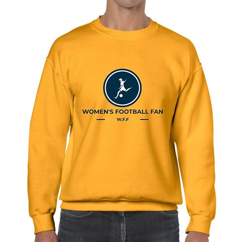 Gold W.F.F Sweatshirt