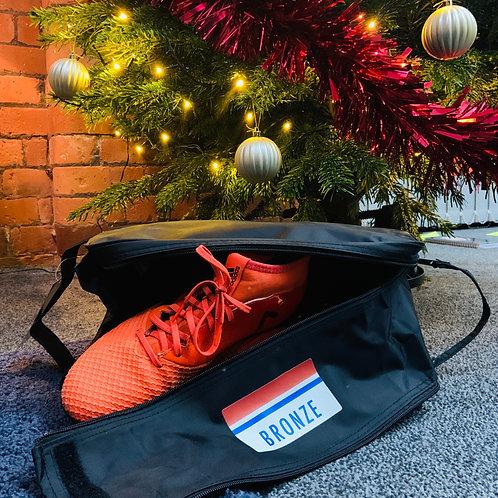 Bronze Football Kit Bag