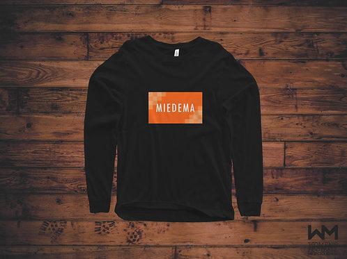 Orange Army Sweater