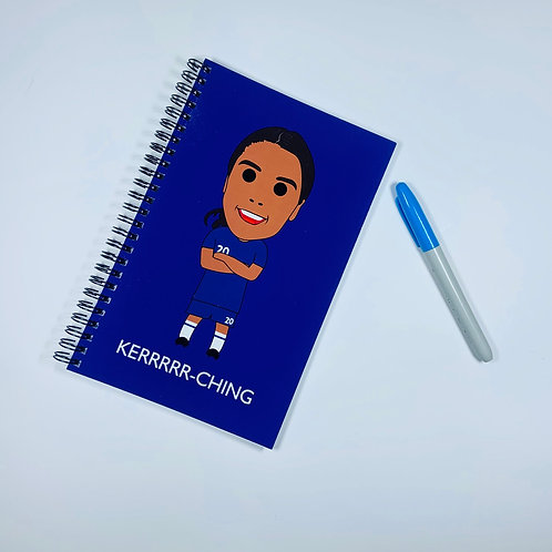 KERRRRR-CHING lined notepad