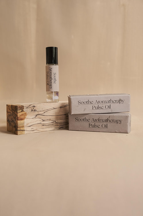 SOOTHE AROMATHERAPY PULSE OIL