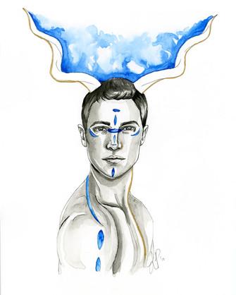 Anthony - Water Aura