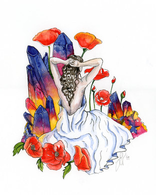 Crystals and Poppies.jpg