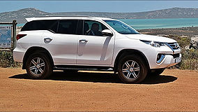 Toyota Fortuner 2.8L GD6 4 x 4 (Automatic Transmission)