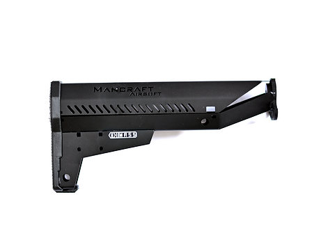M.A.S.S. MK1 - Mancraft Air Stock Support MK1 - stock for M4
