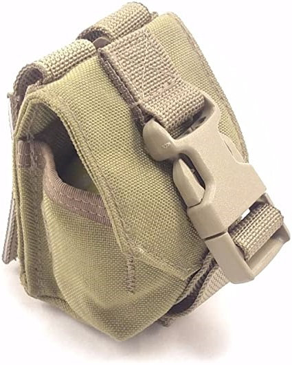 Підсумок Eagle Industries Single Frag Grenade Pouch MLCS/SFLCS Khaki