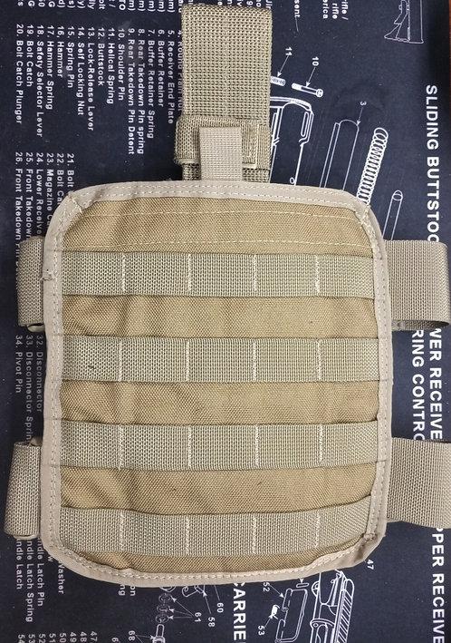 Платформа S.O.Tech Tactical MOLLE Drop Leg Platform Khaki