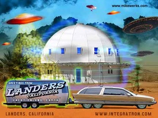Integratron in Landers, CA