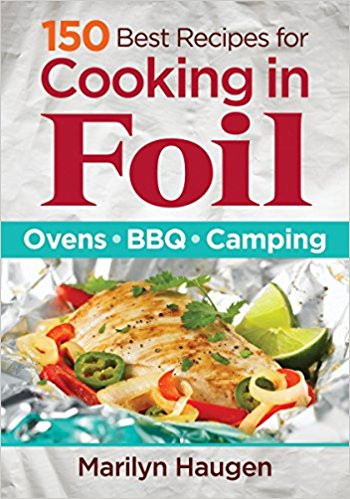 Cooking in Foil Cover