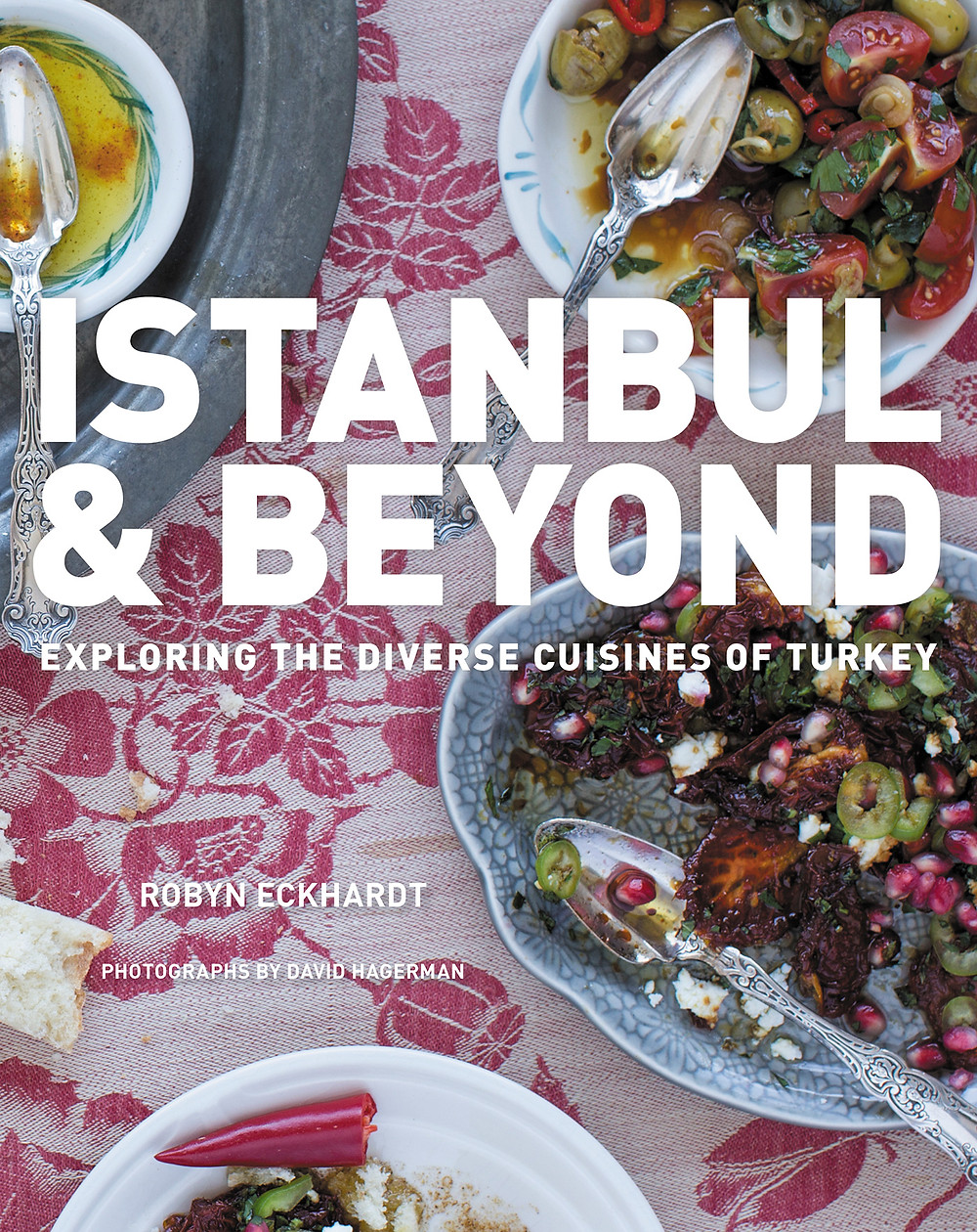 Istanbul & Beyond Book Cover