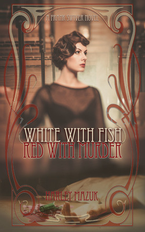 White with Fish, Red with Murder Cover
