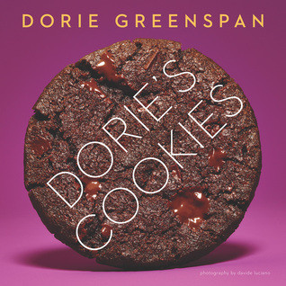 Doris's Cookies Cookbook Cover