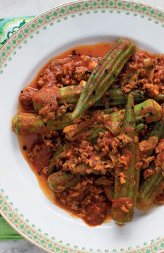Spicy Turkish Okra?