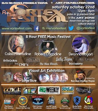 Art & Music Vortex Festival