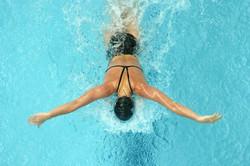 Обучение плаванию взрослых.
