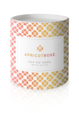 APRICOT & ROSE