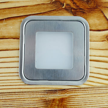 We can supply and fit different shaped recessed deck lights