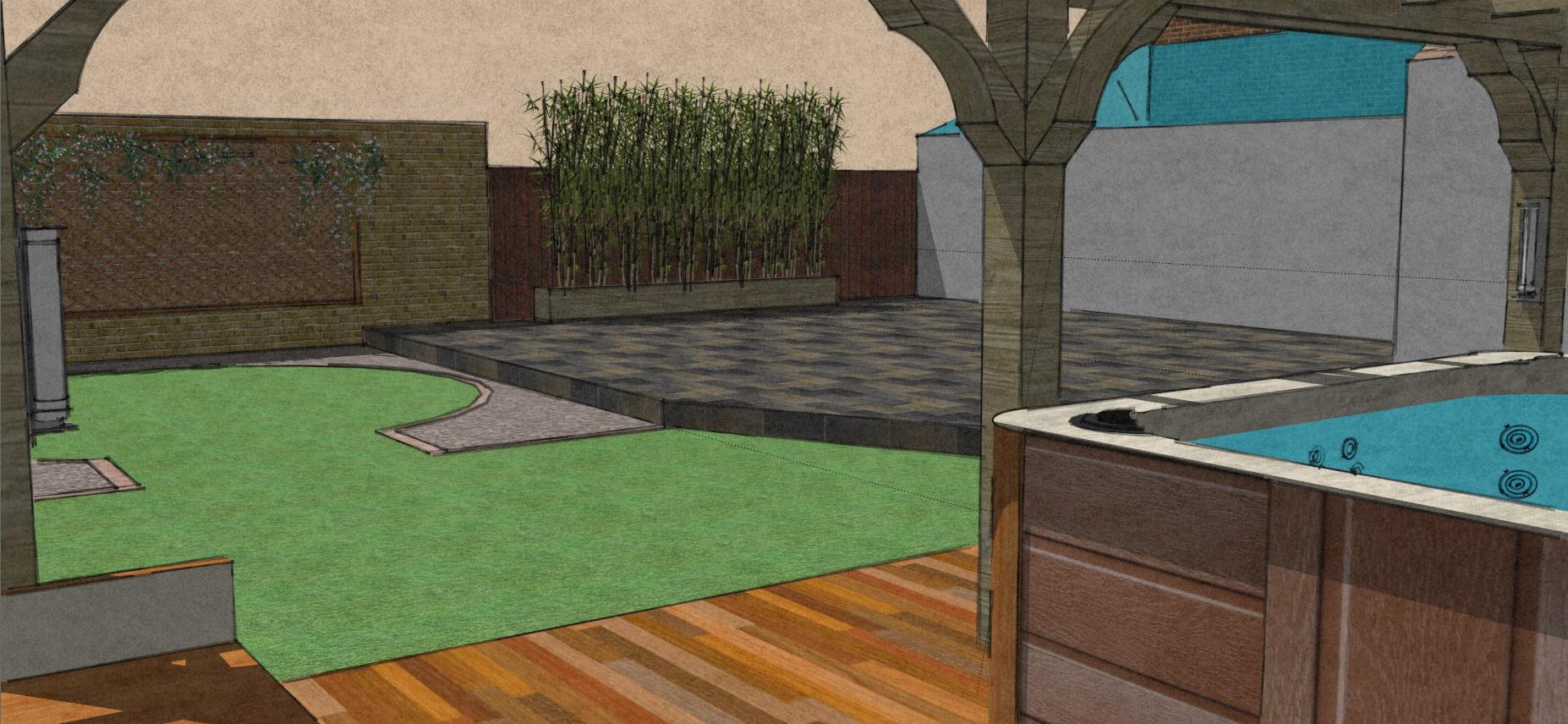 Dunmow garden design