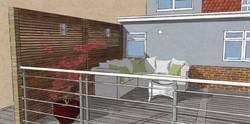Composite decking Romford