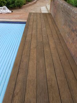 Millboard wood free Decking