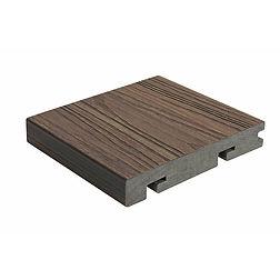 Composite Prime Bullnose Oak deckboards from Essex Decking and Fencing