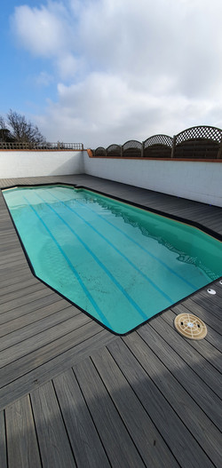 Swimming pool deck Essex