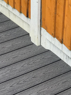Trex composite decking Basildon