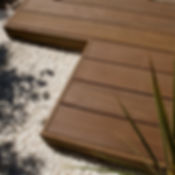 If you want a tough deck that will stay beautiful for many years, Ipe is a great choice