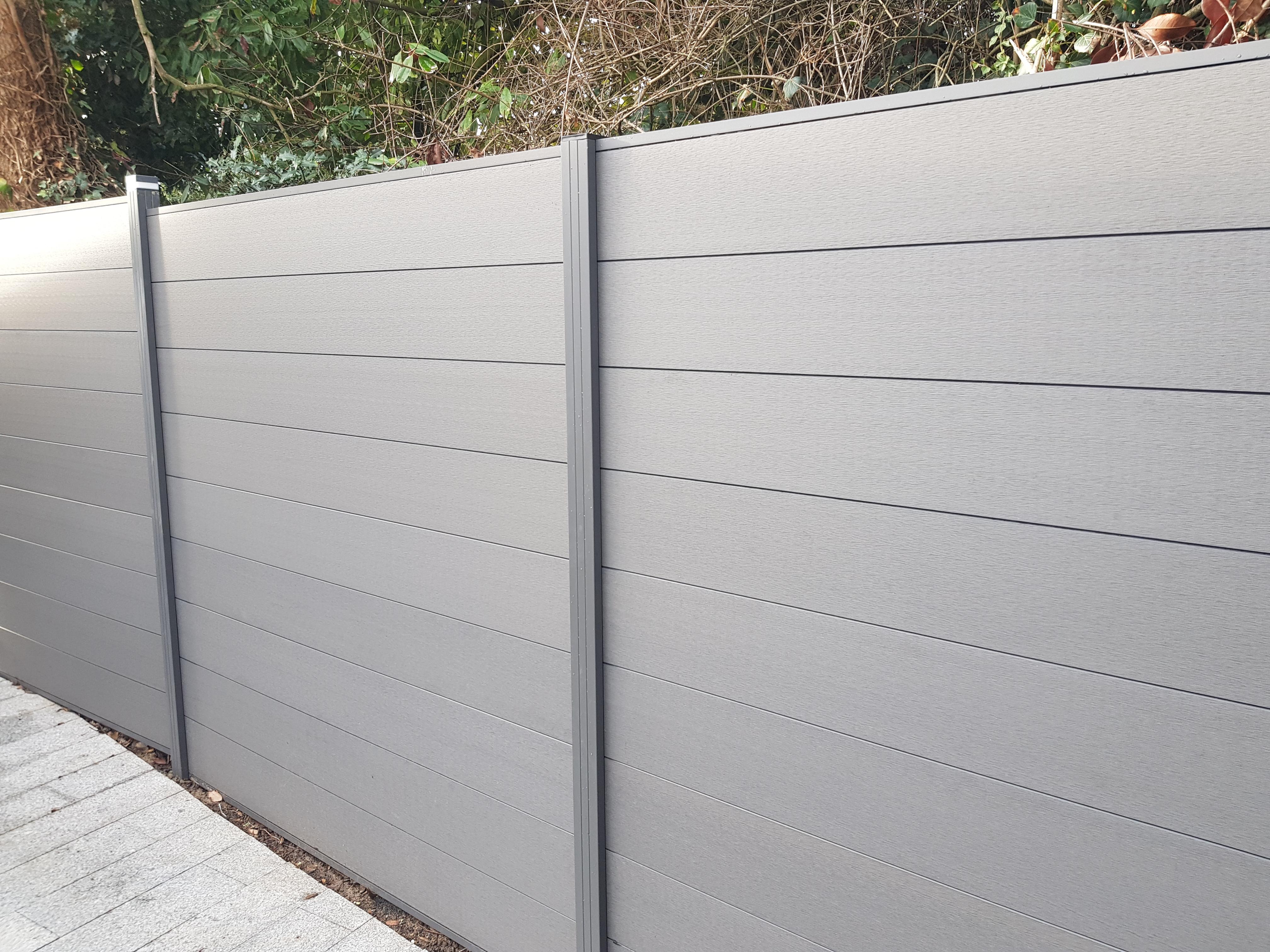 Corrosion free fencing
