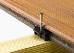 Trex Hideaway fastener