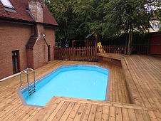Decking Design and build
