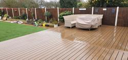 Trex decking in Essex