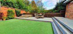 High quality composite decking Essex