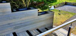 Composite deck in Dunmow Essex