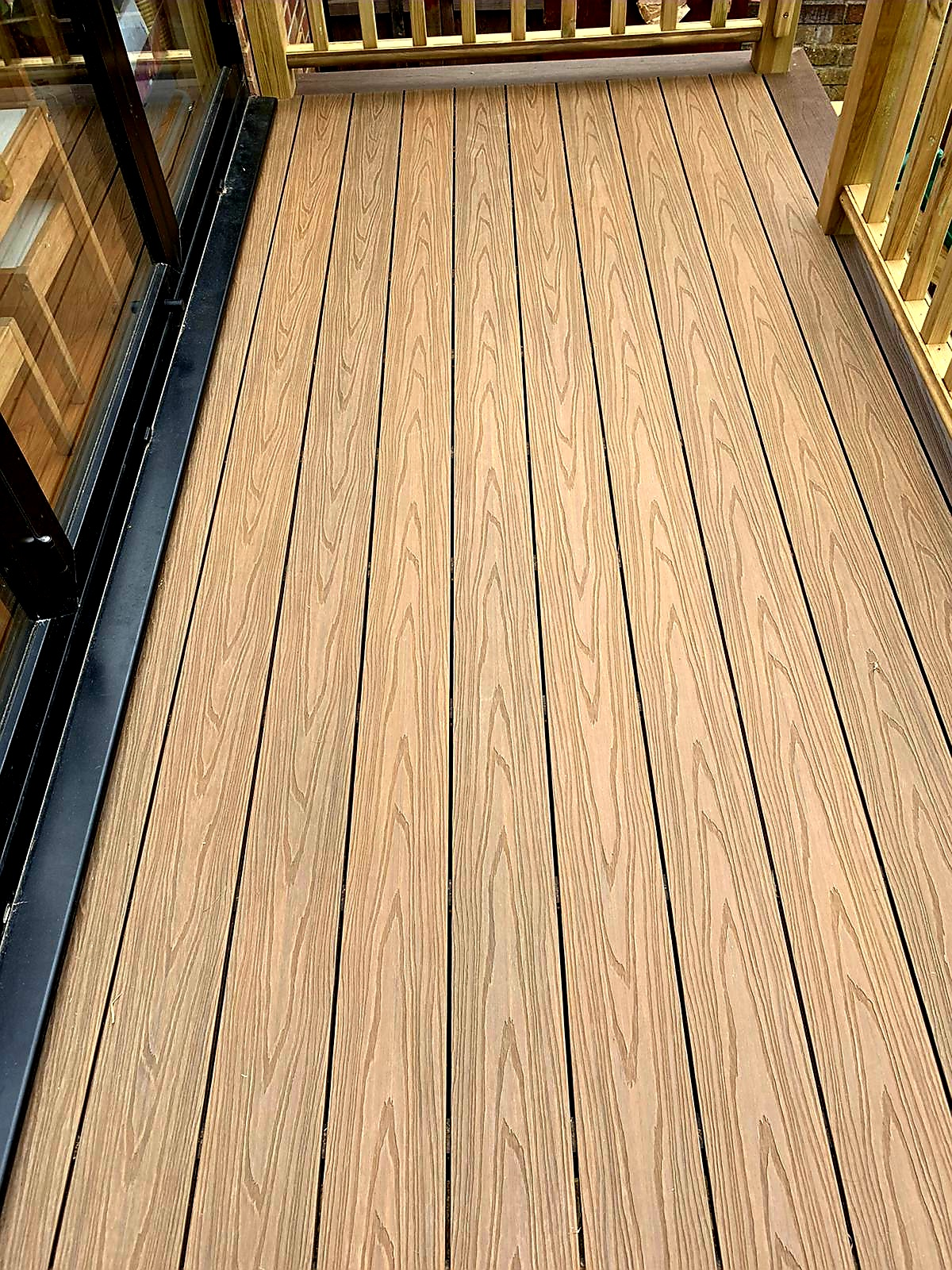 Composite Prime HD Deck Dual Walnut