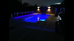 Softwood Pool deck in Loughton