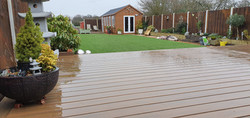 We supply and fit decks all over Essex