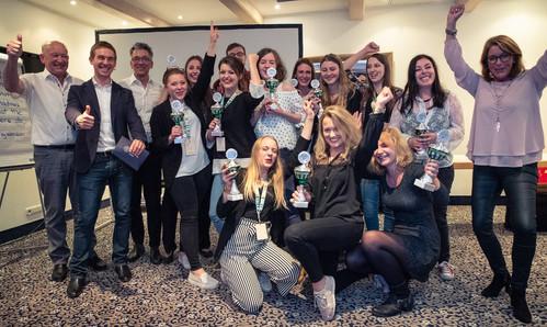 Team Waxenstein Gewinnerteam der YTAC18.