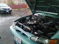 mobile repair service in heavy rain,nicholas galdine,nick galdine,nicky galdine,nick galdine II