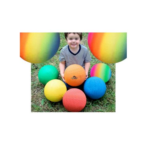 We have balls everywhere!