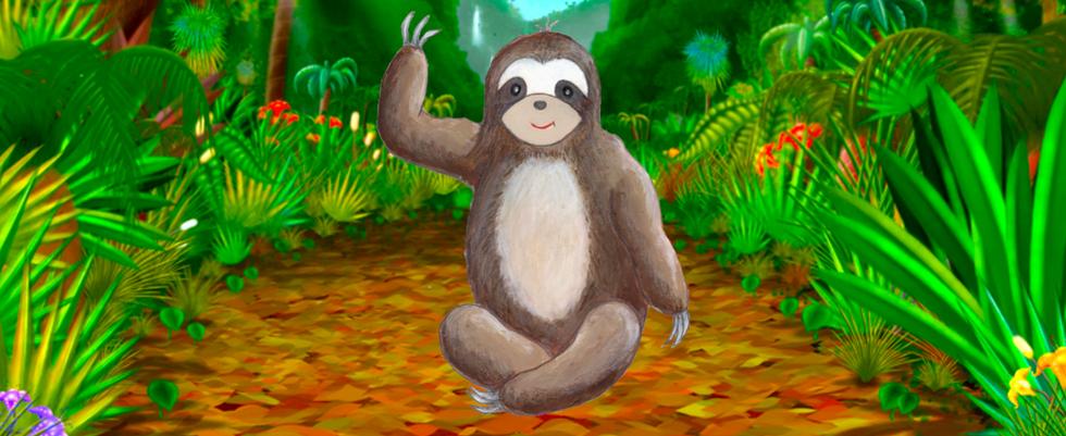 Our Sloth Logo